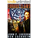 Furious Claws (New York Paranormal Police Department Book 4)