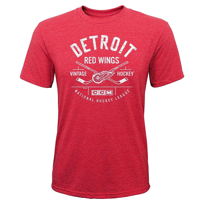 大注目 (Detroit Even Tee Red Wings, Medium/(10-12)) - OuterStuff Even OuterStuff Strength Triblend Short sleeve Tee B01MSDZB7G, カミミネチョウ:a4127cf4 --- a0267596.xsph.ru