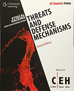 Amazon. Com: ethical hacking and countermeasures: threats and.