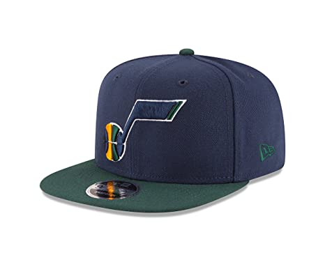 f3581d12f14 Image Unavailable. Image not available for. Color  NBA Utah Jazz Men s  9Fifty Original Fit 2Tone Snapback Cap ...