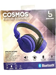Bass Jaxx Cosmos Wireless Headphones