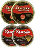 Dazlo® Shoe Polish - Black (2x40g) + Brown (2x40g) - Handmade Natural Wax