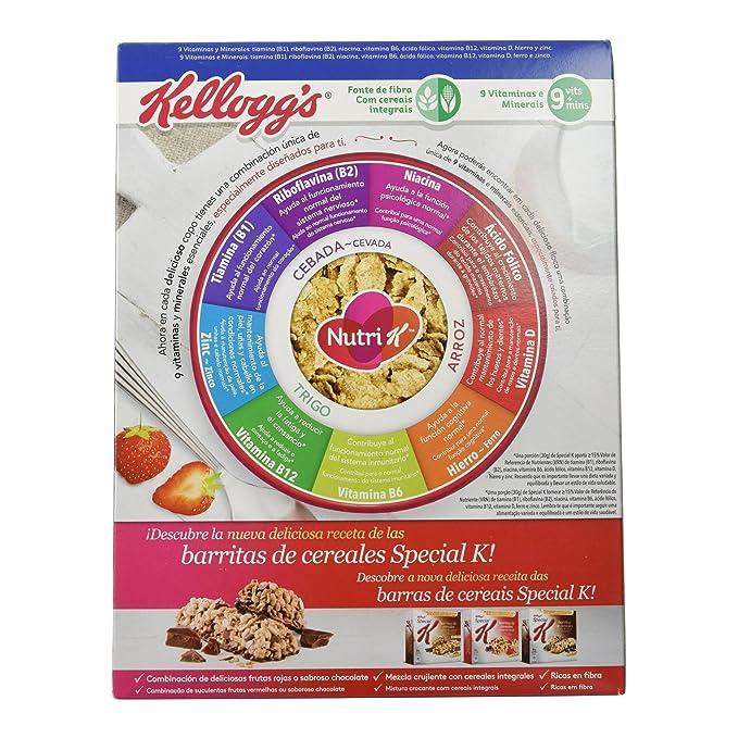 Kelloggs Special K Cereales con Chocolate con Leche - 375 g: Amazon.es: Amazon Pantry