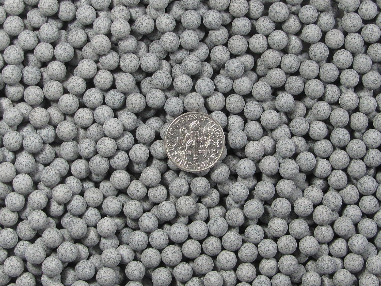 6 mm Sphere Abrasive Fast Cutting Ceramic Porcelain Tumbling Tumbler Tumble Media 1 Lb