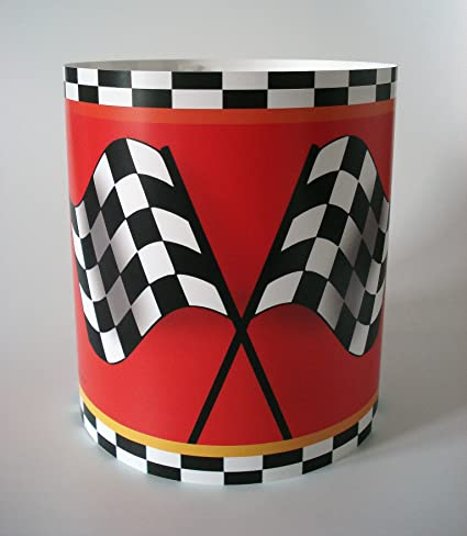 Chequered flag grand prix racing car light lamp shade amazon chequered flag grand prix racing car light lamp shade aloadofball Choice Image