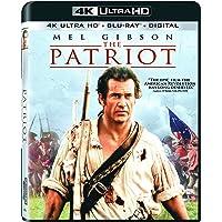 The Patriot (4K Ultra HD + Blu-Ray + Digital Copy) DVD