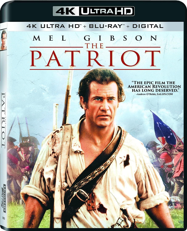 Der Patriot - Ultra HD Blu-ray [4k + Blu-ray Disc]