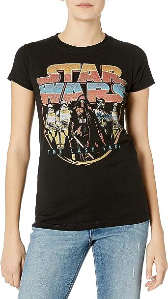 STAR WARS Mujer Manga Corta Camisa: Amazon.es: Ropa y accesorios