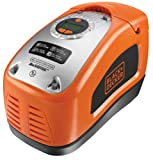 Black & Decker ASI300-QS - Compresor Aire 13.8 Bar