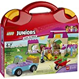 LEGO Juniors Mia's Farm Suitcase 10746 Toy for 4-Year-Olds