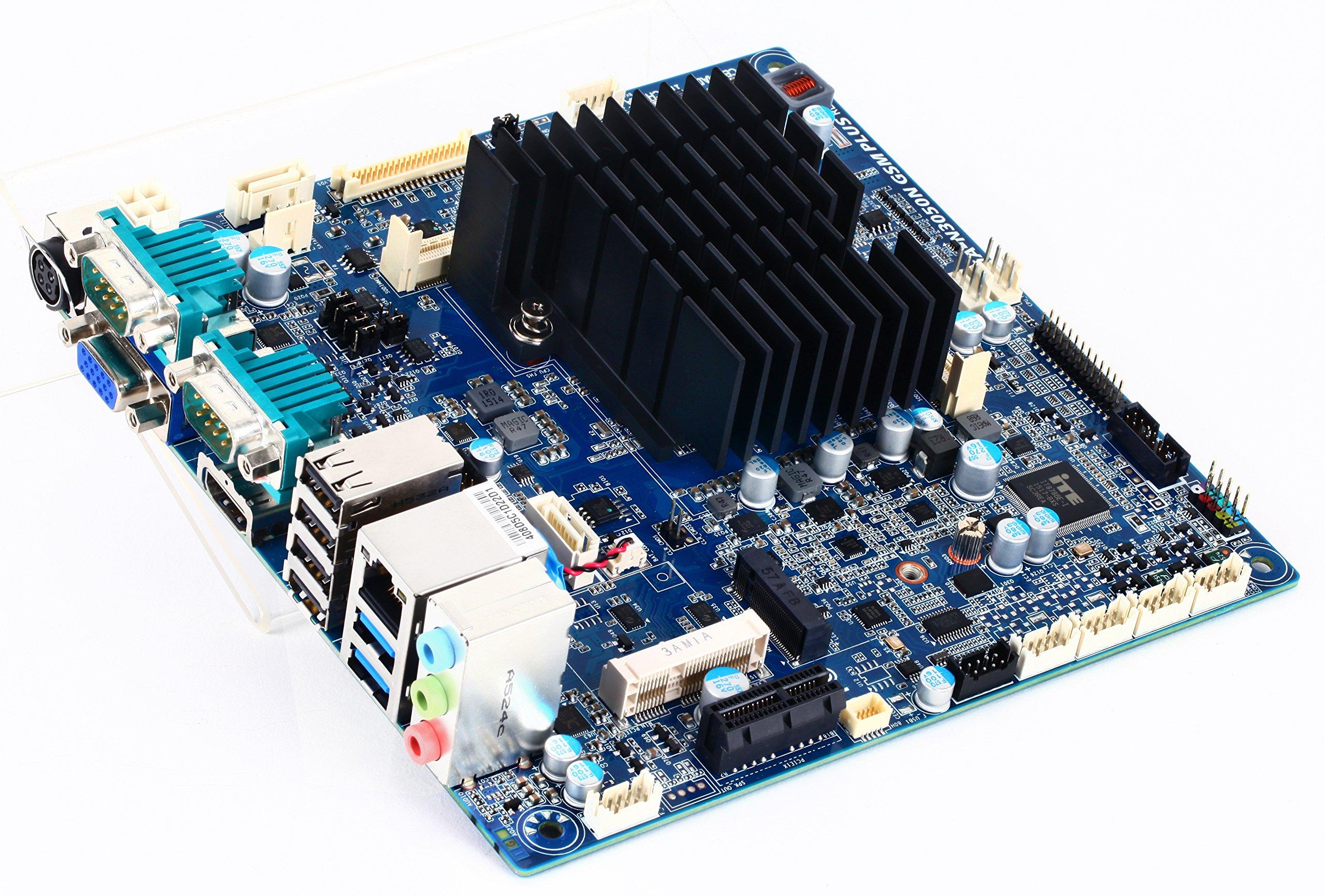 GIGABYTE GA-N3050N GSM PLUS Motherboard & CPU Combo by Gigabyte (Image #4)