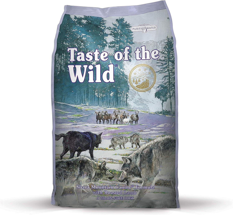 Taste of the Wild Canine Sierra Mountain Cordero - 13000 gr ...