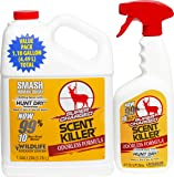 Wildlife Research Super Charged Scent Killer Gallon/24-Ounce Spray