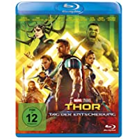 Thor: Tag der Entscheidung [Blu-ray]