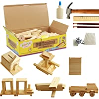 Amazon Best Sellers Best Kids Wood Craft Kits