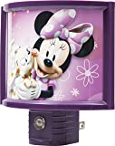 Minnie Mouse Automatic LED Children's Night Light, 6.62, 13367