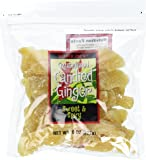 Trader Joe's Crystallized Candied Ginger, 8 Oz Bag (Pack of 2)