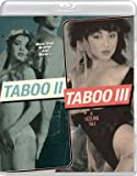 Taboo 2 / Taboo 3 [Blu-ray/DVD Combo]
