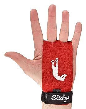 STICKYS - Protección de palmas y manos para Crossfit, Gimnasia, Levantamiento de Pesas,