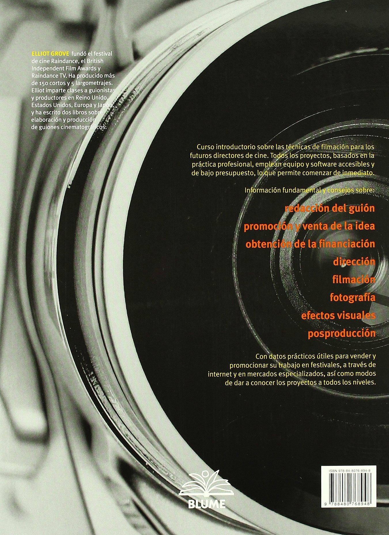 130 Proyectos de Iniciacion al Rodaje de Peliculas: del Guion a l a Postproduccion: ELLIOT GROVE: 9788480768948: Amazon.com: Books