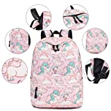 Cute Unicorn Backpack for Girls, Casual Laptop
