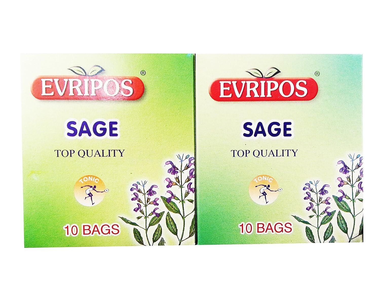 Evripos Sage Tea (20 pack)