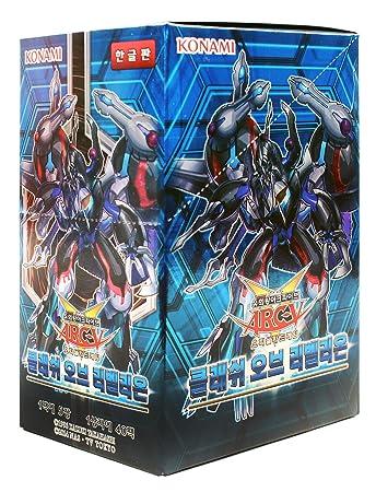 Yu Gi Oh Konami Yugioh Karten Arc V Booster Pack Box Tcg Ocg 200 Karten Clash Of Rebellions Koreanisch Ver