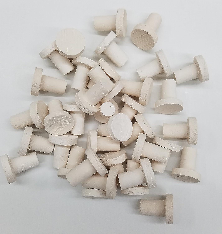 Oceans Wonders 25-Piece Ceramic Coral Frag Plugs