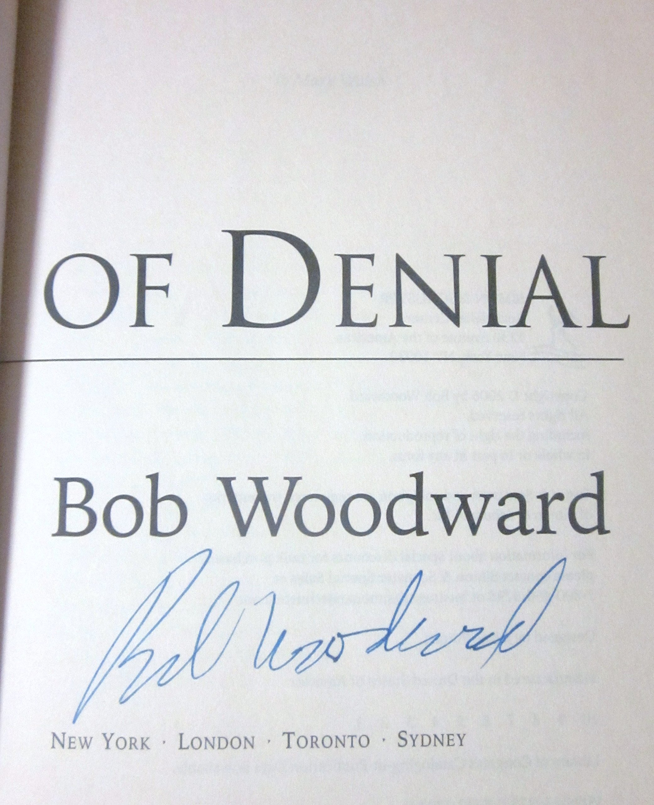 Download By Bob Woodward: State of Denial: Bush at War, Part III PDF