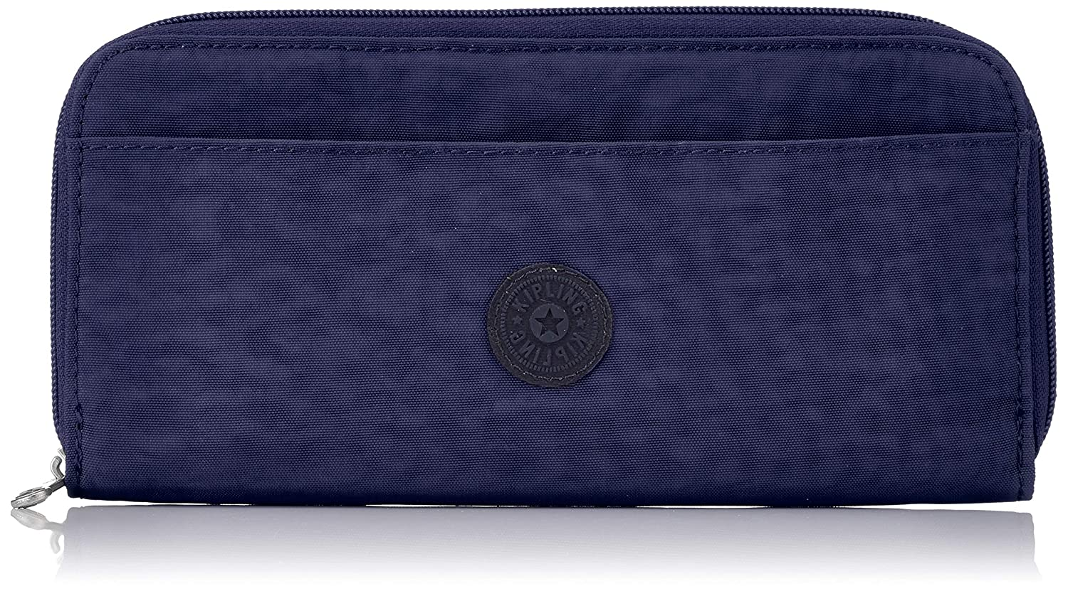 Kipling TRAVEL DOC Cartera para pasaporte, 22 cm, 0.01 liters, Azul (Active Blue)