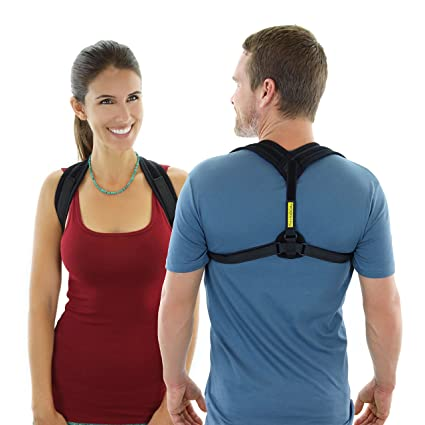 Posture Brace - Back Corrector for Women, Men and Kids \u2013 Effective Comfortable Amazon.com :