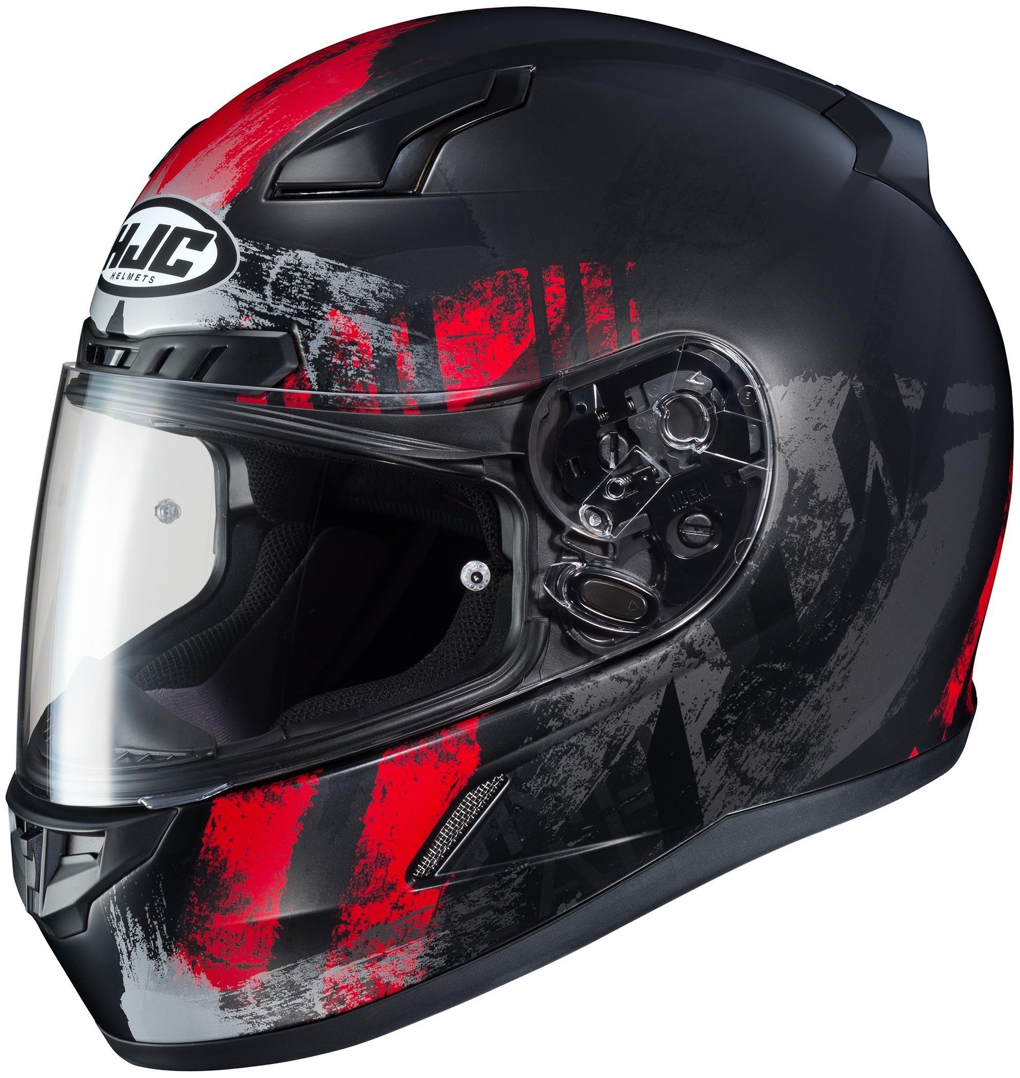 HJC XF-10-0851-2731-04 CL-17 Arica Helmet (MC-1SF, Small) by HJC Helmets