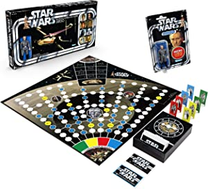 Hasbro Star Wars Retro Game-Escape de la Estrella de la Muerte, multicolor (5010993640041)