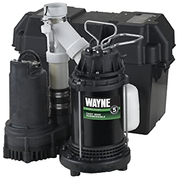 WAYNE WSS30V Pre-Assembled Primary Sump Pump Review