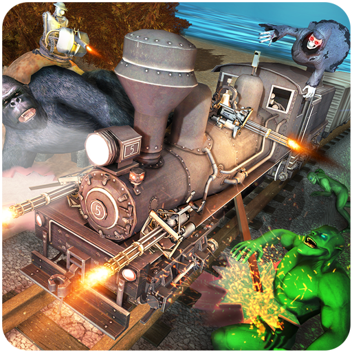 Amazon com: Uphill Sniper 3D: Monster Shooting Train Game