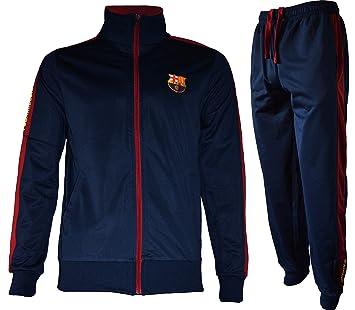 Fc Barcelone Survetement Barça - Collection Officielle Taille Enfant 4 Ans 38b21d7bb35