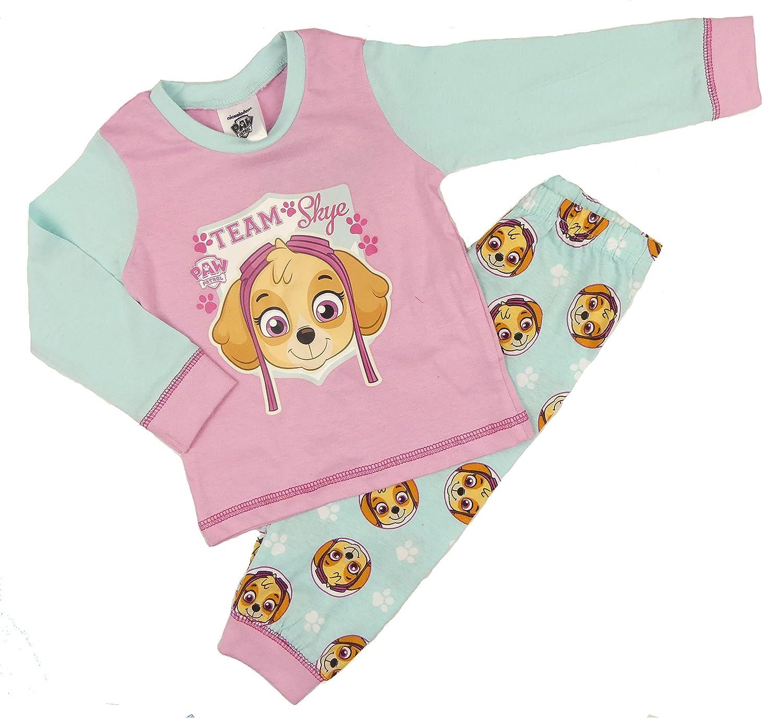 Childrens Character Paw Patrol Pawfect Baby Boys Pyjamas