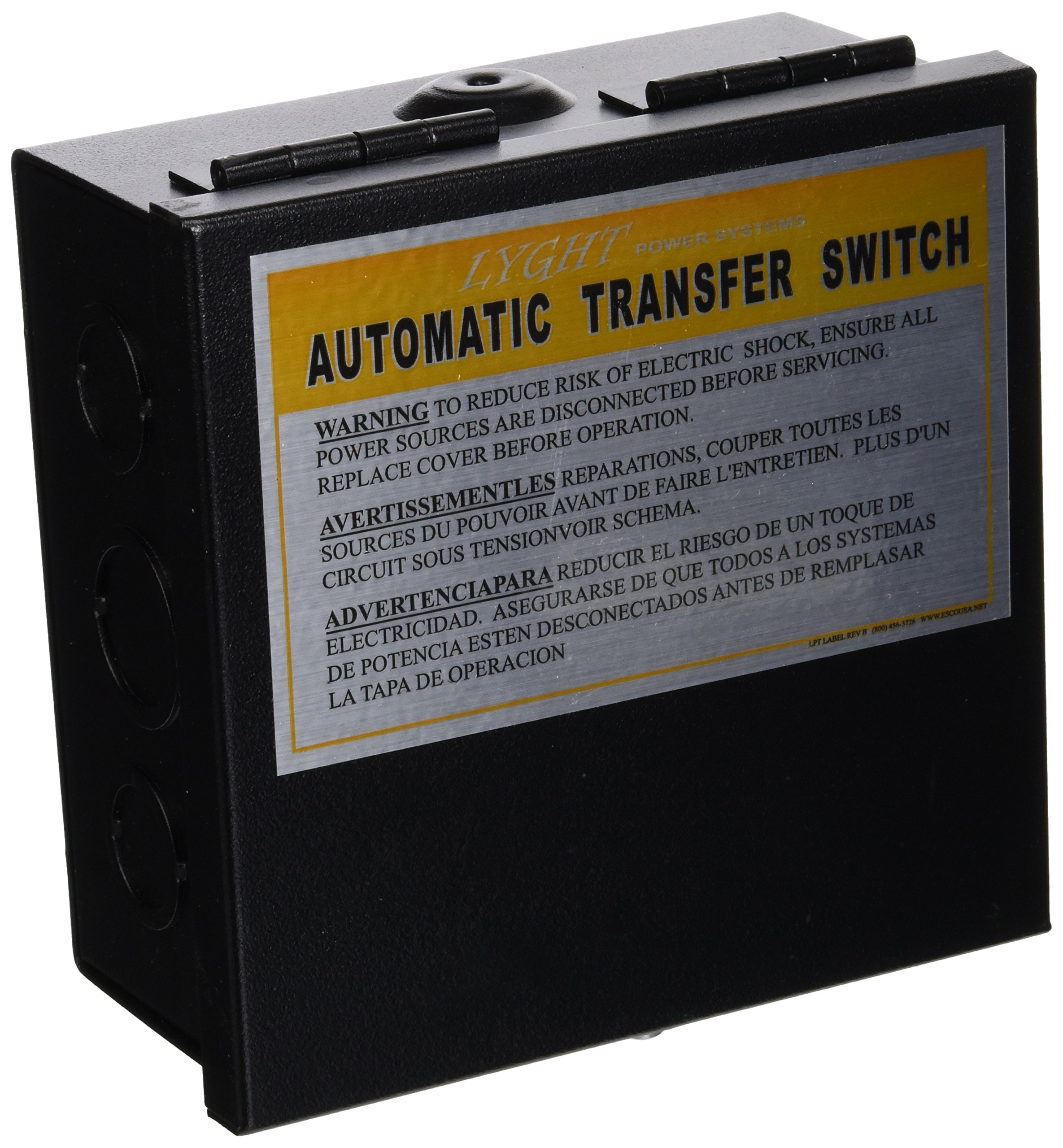 Elkhart LPT30 30A Transfer Switch