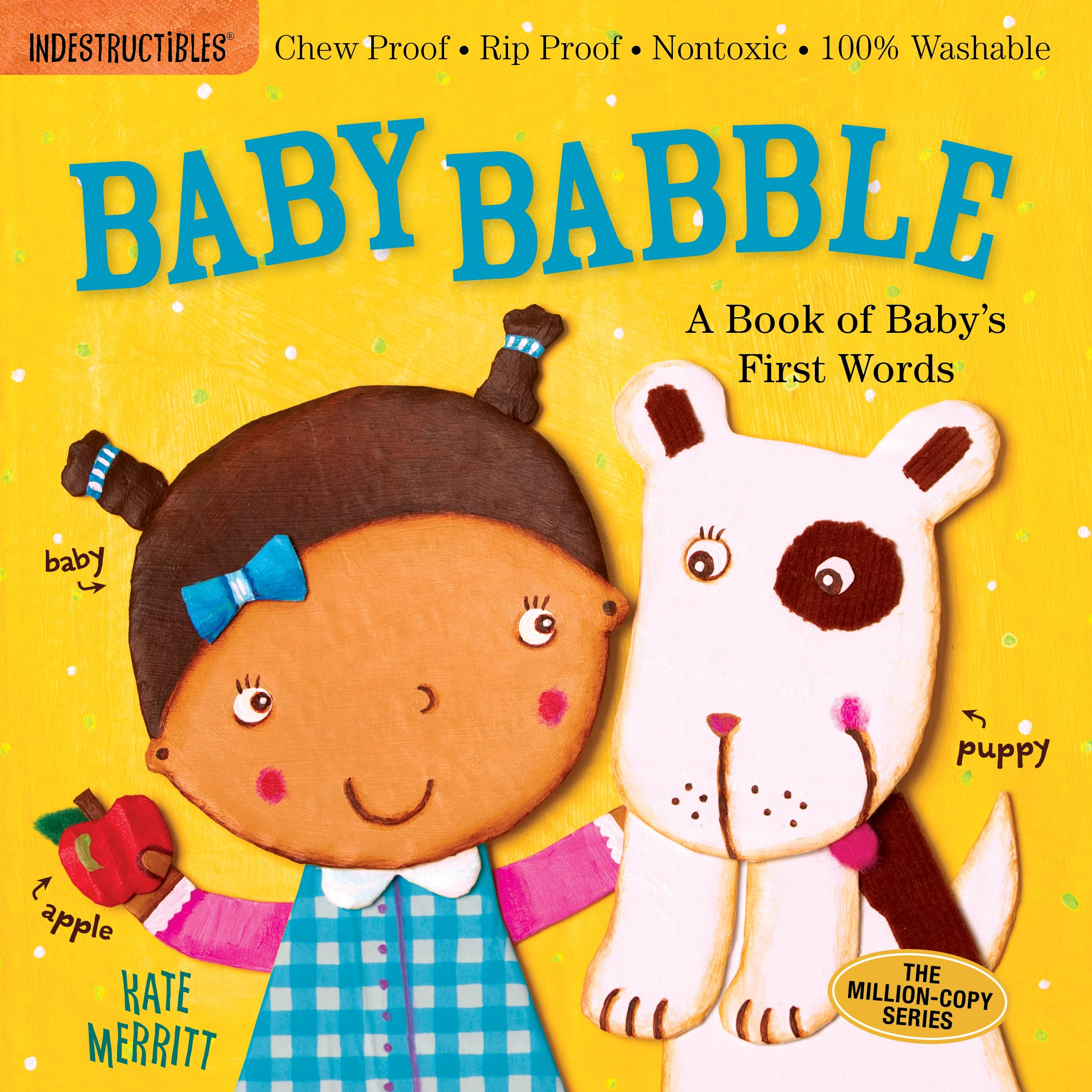 Amazon Indestructibles Baby Babble Amy