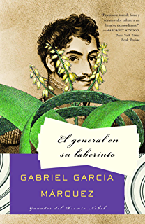 El general en su liberinto (Spanish Edition)