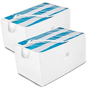 Amazon.com: Zober cobija tamaño jumbo, bolsas de ...