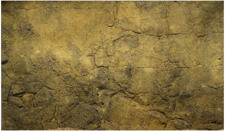Universal Rocas 91,44cm por 40,6cm Rocky Acuario/Fondo de Espuma rígida de Piel de Serpiente Universal Rocks LLC 36x16-ROCKY-F