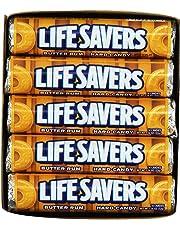 Lifesavers Rolls - Butter Rum, 20 rolls, 1.14 Oz
