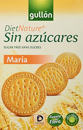 Gullón Maria Diet Nature Galleta Desayuno y Merienda sin ...