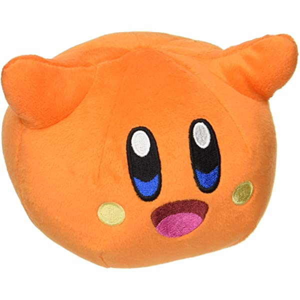 """S Height 5/"""" Kirby Adventure ALL STAR COLLECTION Maruku Plush Doll"""