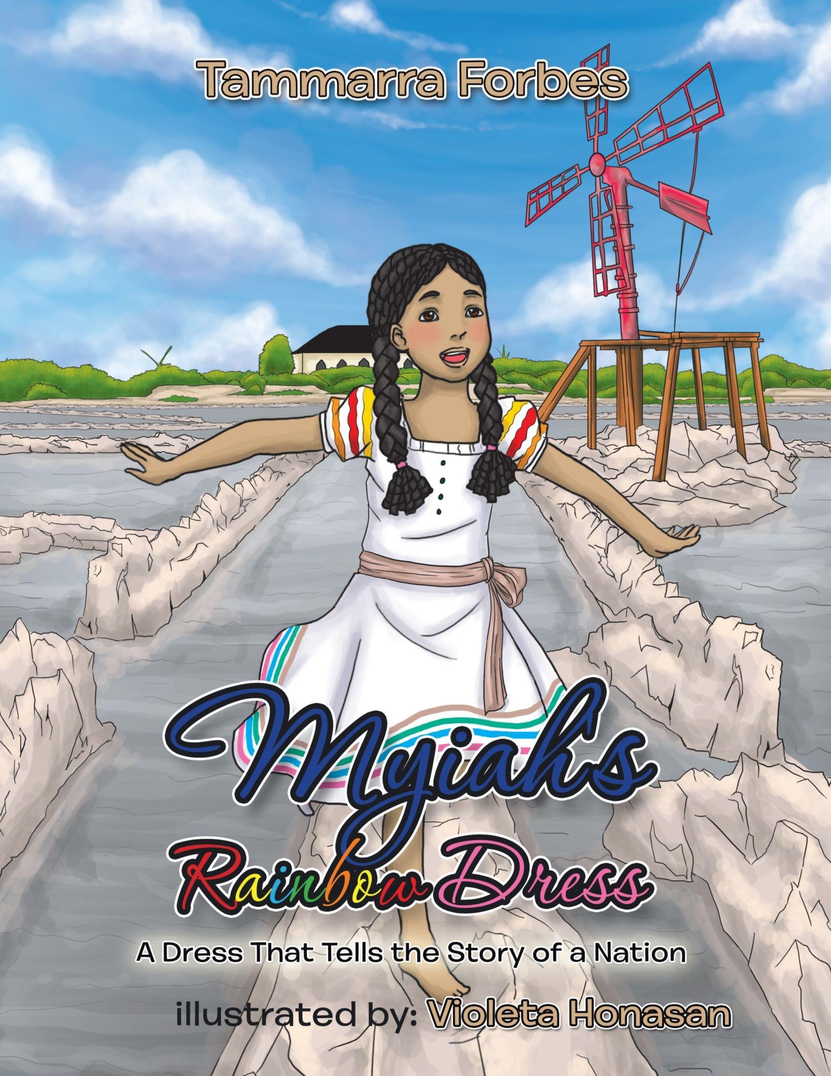 Myiahs Rainbow Dress: A Dress That Tells the Story of a Nation
