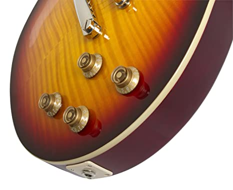 Epiphone Ltd Ed Les Paul Standard Plustop PRO - Guitarra eléctrica (Amazon Exclusivo): Amazon.es: Instrumentos musicales