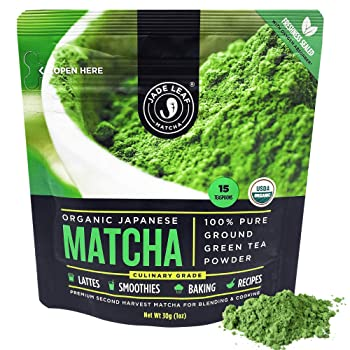 Jade Leaf Organic Matcha Green Tea