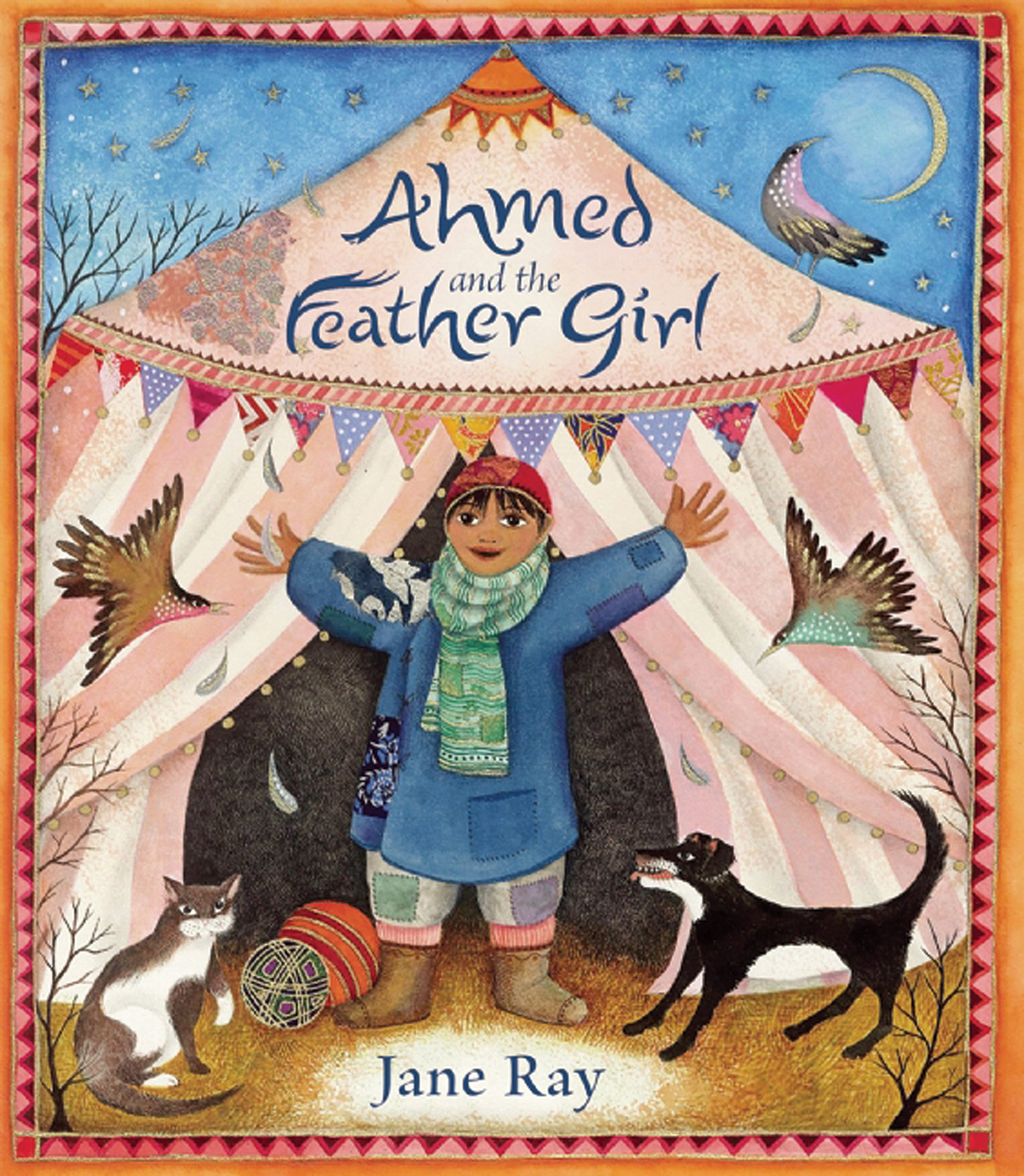 Download Ahmed and the Feather Girl PDF