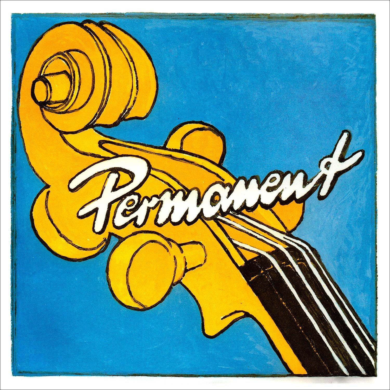 Pirastro Permanent 4/4 Cello G String - Tungsten/Ropecore - Medium Gauge BHBU0503A607